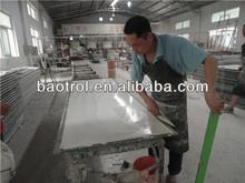Spessore 3mm sintetico di pietra da rivestimento/modificato acrilico sintetico di pietra da rivestimento