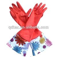 long hand job kids rubber gloves