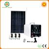 low price 25w solar panel system with FM&MP3 FS-S202