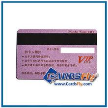 hole punch plastic key card
