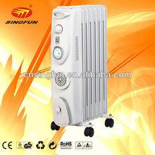 Oil radiator heater(OR16TF)
