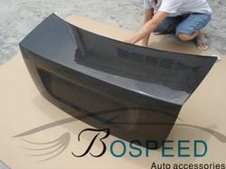 Carbon Fiber Trunk Lid for VOLVO S40