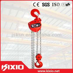 KIXIO 5 ton stainless steel manual chain block
