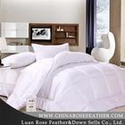 100% Cotton 280TC Duck Down Feather Filled Quilt, Duvet, Comforter