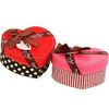 Polka Dots Heart Design Paper Box/Valentine's Day Gift Packaging Box