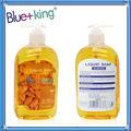 2014 haute vente bleu - tactile soins personnels savon liquide de lavage à la main ( 520 ml )