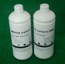 Printer Packing And White Color Liquid Printing Ink