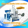 QMY10-15 hollow block making machine philippines