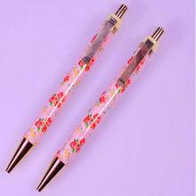 Shenzhen Flower Ballpoint Pen For Promotional