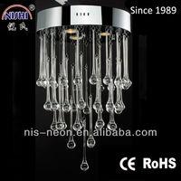 living room ceiling lamp modern pendant light for high ceiling crystal 120129