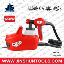 JS HVLP Control Spray Double Duty Variable Flow Paint Sprayer 650W JS-FB13B