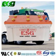 leda acid 12V car battery N200 190G52(R.L)