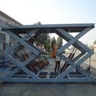 hydraulic car scissor lift table