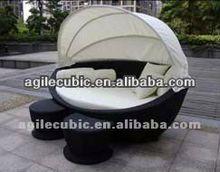 stainless steel sun lounger