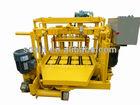 small you scheme to gain money/small block making machinery/semi automatic block concrete machine QT40-3A