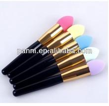 Brush shape sponge puff professional cosmetic makuep sponge sweet puff wholesale
