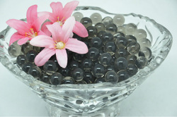 Hot sale water absorbing polymer black crystal soil