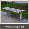 urban street furniture wood rustic bench (Arlau FW204)