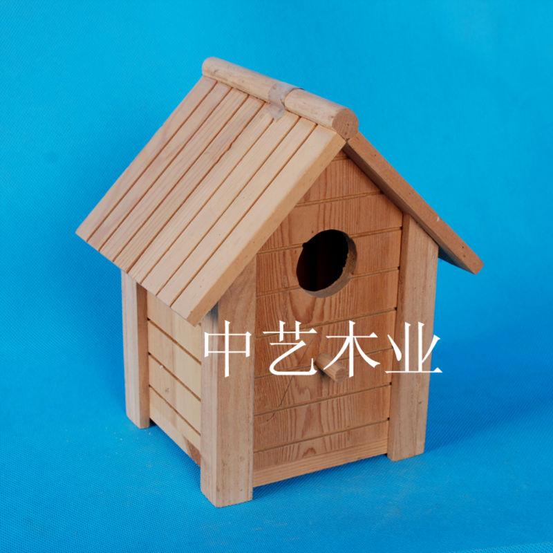 wooden decorative indoor bird houses view decorative. Black Bedroom Furniture Sets. Home Design Ideas
