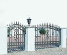 Garden Arch Wrought Iron Gate