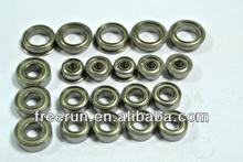 High Precision ALIGN HELIS TREX 600 NITRO PRO steel Bearing Kits