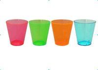 Sedex Walmart China Manufacture PS Wholesale Mini Bpa Free Best Seller Big Mini 2oz Ps Disposable Decoration Plastic Wine Glass