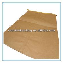 back center seal bag and craft paper bag for animal food