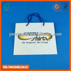 New Design Useful Custom Paper Craft Shopping Bag
