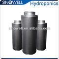 Hidropónicos filtro de carbón activo, filtro de aire
