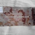 De haute qualité de tissu de coton peigné et chinlon( haute qualité)