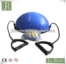 Gym ballon d'équilibre bosu/équilibre dôme./yoga fitness demi boule