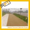 Roadphalt color yellow modified asphalt bitumen