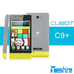 no brand cell phone dual sim card smart phone C9+ wholesale phone