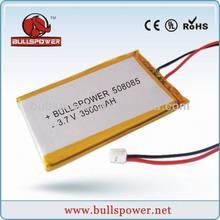 3.7v 3500mah tablet pc battery for lg polymer batteries 4593105 tablet pc battery