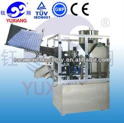 High Quality Full Automatic Soft Tube /Cosmetic Tube Filling Machine