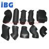 IBG stable performance FKM black custom molded car body rubber parts