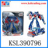 promotional plastic children toy robot