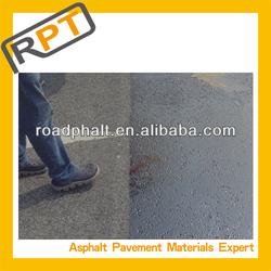 asphalt spraying from factory