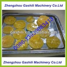good quality SUS 304 mandarin cutting slice machine