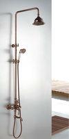 SS91002E Brass Shower Kit