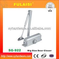Aluminum Body Adjust Installing Door Closer