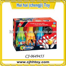 2014 Sport Series Toy Plastic Bowling Ball