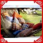 china fabric 100% cotton cushion