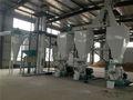 pellet di legno industriale impianto di produzione