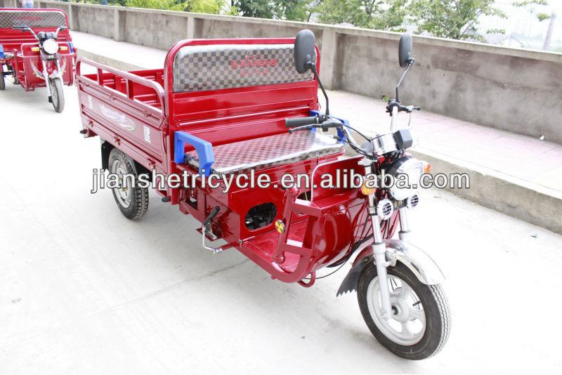 2014 best price three wheel cargo motorcycle