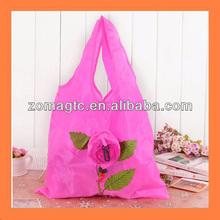 Easy More Rose Foldable Reusable Shopping Bag