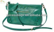 Simple styles PU lady handbags,shoulder bags for men