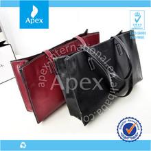 2014 high quality pu leather tote bag