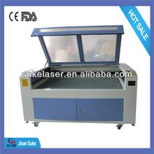 rubber sheets laser engraving cutting machine