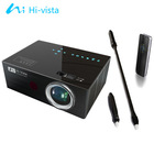China wholesale cheapest smart projector with interactive whiteboard has pc built-in similar with epson interactive projector